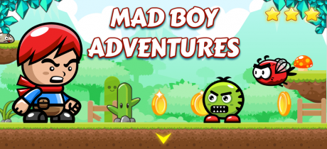 Opera Mad Boy Game